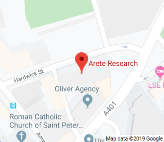 Arete Research - London